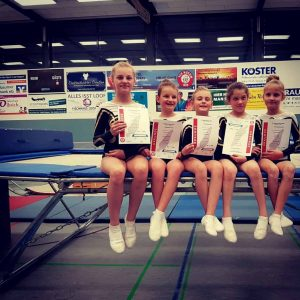 Kiddy-Klasse 2016 in Husum